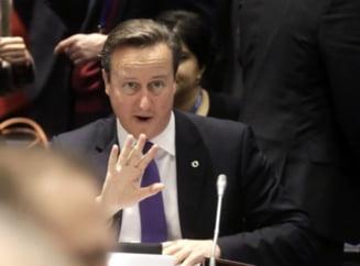 David Cameron ii linisteste pe romani - nu le inaspreste accesul in Marea Britanie