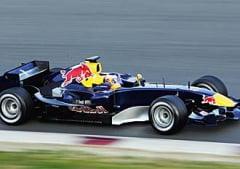 David Coulthard aduce Formula 1 la Mamaia
