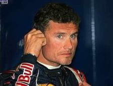 David Coulthard se retrage din Formula 1