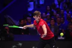 David Goffin impinge Belgia spre un meci decisiv in finala Cupei Davis