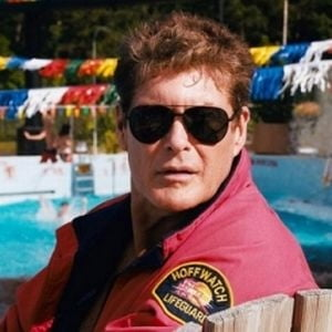 David Hasselhoff are fobie de apa