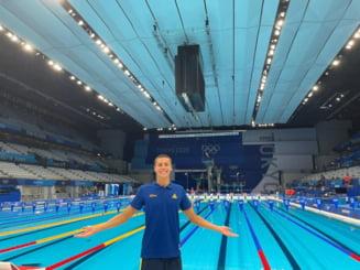 David Popovici, mesaj emoționant pentru românii din lumea întreagă după finala olimpică