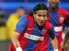 Dayro Moreno a debutat cu gol la Steaua II