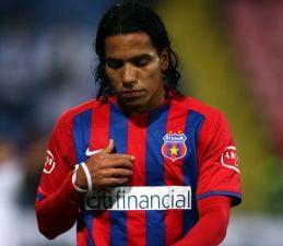 Dayro Moreno a inscris, dar Steaua II a fost eliminata din Cupa Romaniei