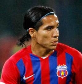 Dayro Moreno s-a dat lovit pentru a evita un meci