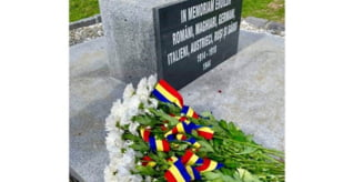 """De 1 Decembrie: """"Harta Romaniei Intregi va fi arborata la intrarea in Cimitirul International al Eroilor Valea Uzului!"""", anunta medicul Mihai Tirnoveanu"""