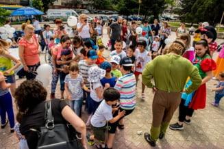 De 1 Iunie, Solid House a oferit copiilor din Constanta o petrecere de neuitat (galerie foto)