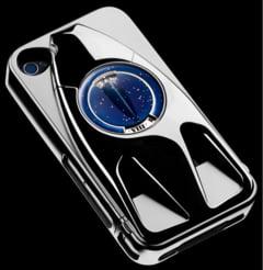 De Bethune - un cover futurist pentru iPhone 4S: Dream Watch IV