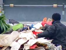 De Sarbatori, bucurestenii au aruncat gunoi cat pentru o saptamana