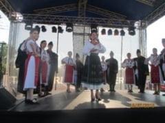 De Ziua comunei, cantec, joc si voie buna la Tatarastii de Sus