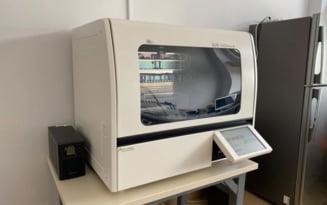 De astazi se fac teste COVID-19 si la Braila. Laboratorul de biologie moleculara de la Spitalul Judetean a fost acreditat