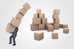 De cate cutii de depozitare ai nevoie pentru a-ti organiza cu adevarat casa sau biroul?