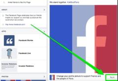 """De ce Facebook nu te mai indeamna sa-ti pui la profil """"steagul solidaritatii"""", dupa atentate teroriste"""