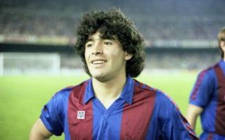 De ce Maradona nu a castigat niciodata Balonul de Aur