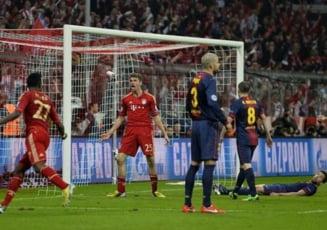 De ce a umilit-o Bayern Munchen pe Barcelona - Interviu