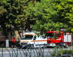 De ce au sunat sirenele Ambulantei si Pompierilor, pe soseaua Bucuresti, in Giurgiu