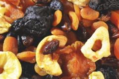 De ce boala crunta te feresc prunele uscate