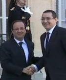 De ce curteaza Victor Ponta la Paris constructorul de autostrazi Vinci