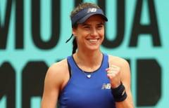 De ce e Sorana Cirstea fericita, chiar daca a fost eliminata de la Roland Garros