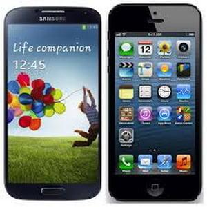 De ce e mai bun Samsung Galaxy S4 decat iPhone 5S?