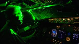 De ce e o idee cat se poate de proasta sa indrepti lasere catre avioane