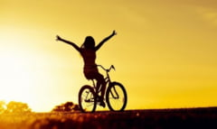De ce este atat de benefic sa mergi pe bicicleta