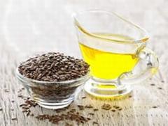 De ce este bun uleiul de in pentru piele