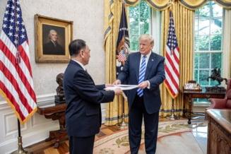 De ce i-a trimis Kim Jong-un o scrisoare atat de mare lui Trump?