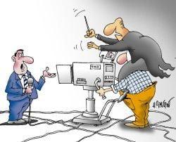 De ce nu cauta politicienii leac pentru adevaratele boli ale presei?