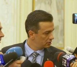 De ce nu e demis ministrul Iordache: Grindeanu spune ca ar ramane un vid de putere intr-un moment important