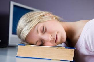 De ce nu esti odihnit, dupa 8 ore de somn