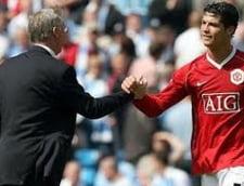 De ce nu-l poate transfera Ferguson pe Cristiano Ronaldo la Manchester
