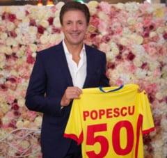 De ce nu revine Gica Popescu in fotbal