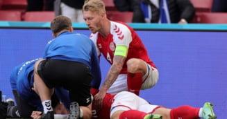 De ce s-a reluat meciul Danemarca - Finlanda, in aceeasi seara, dupa accidentul lui Eriksen