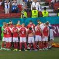 """De ce s-a reluat meciul Danemarca - Finlanda la doar doua ore dupa ce Eriksen s-a prabusit pe teren. Decizia UEFA i-a enervat pe danezi: """"Este gresit"""""""