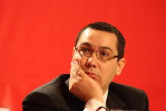 De ce s-au certat Ponta si Mitrea?