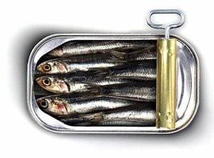 De ce sa consumi mai des sardine, chiar si la conserva