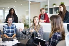 De ce sa participi la targurile de cariere - beneficii pe care le obtin doar companiile prezente