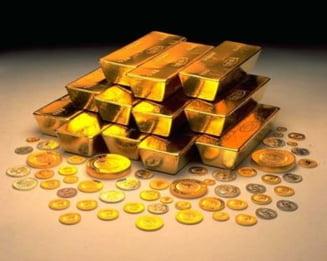 De ce se majoreaza pretul aurului?