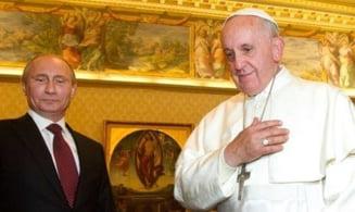 De ce si-a permis Putin sa intarzie 50 de minute la intalnirea cu Papa