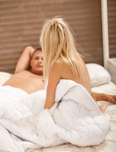 De ce simuleaza barbatii orgasmul