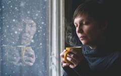 De ce suntem mai tristi iarna. Cauzele depresiei sezoniere explicate de psihologi