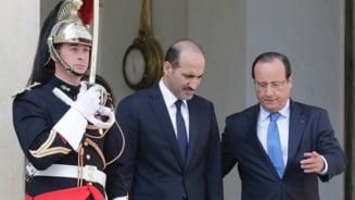 De ce sustine Franta interventia militara in Siria?