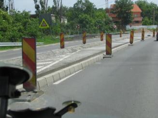 De ce tace Politia Rutiera in problema bordurilor dintre Cluj si Turda si ce spune noul sef al IPJ Cluj despre aceasta masura. CNADNR: Proiectul nu poate fi oprit
