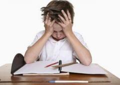 De ce temele pentru acasa sunt o povara pentru elevi?