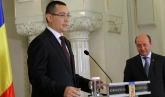 De ce vrea Victor Ponta sa-l suspende pe Traian Basescu
