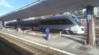 De la 1 iulie CFR Calatori va opera 60 de trenuri pe ruta Bucuresti Nord- Aeroportul Henri Coanda si retur