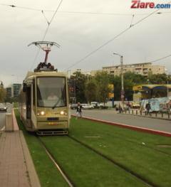 De la 1 noiembrie, RATB schimba traseul mai multor linii de tramvai