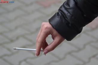 De la 1 septembrie se scumpesc tigarile, dupa ce Guvernul a decis sa majoreze acciza