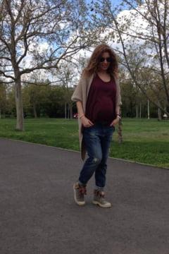 De la cine invata Carmen Bruma sa-si creasca baiatul, gratuit (Foto)